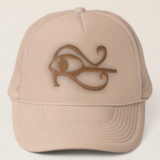 eye of ra trucker hat
