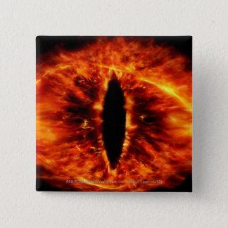 Eye of Sauron 15 Cm Square Badge