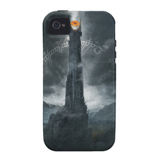 Eye of Sauron Composition Case For The iPhone 4