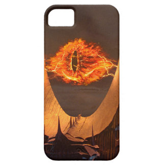 Eye of Sauron tower Barely There iPhone 5 Case