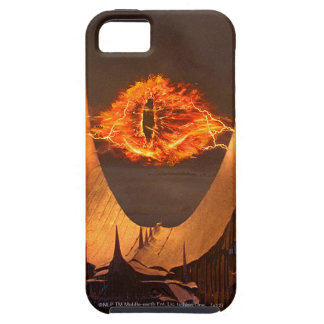 Eye of Sauron tower iPhone 5 Covers