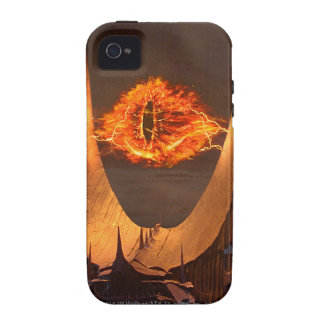 Eye of Sauron tower iPhone 4 Covers