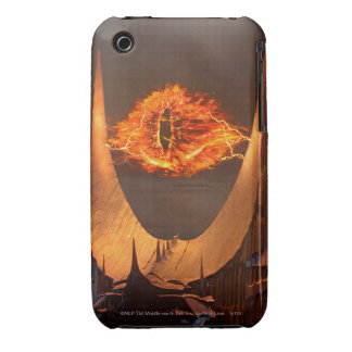 Eye of Sauron tower iPhone 3 Cases