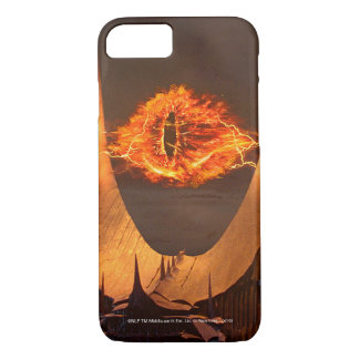 Eye of Sauron tower iPhone 7 Case