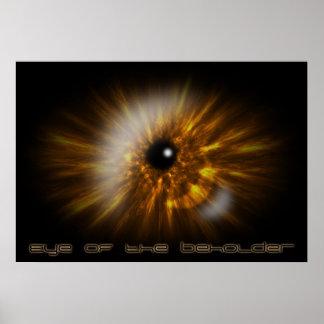Eye of the Beholder Poster