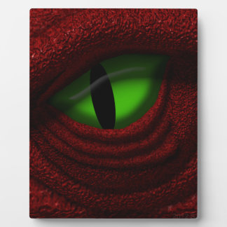 Eye of the Dragon Plaque
