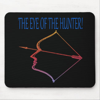 Eye Of The Hunter 3 Mouse Pad
