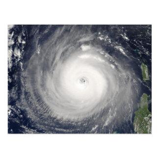 Eye of the Hurricane Postcard