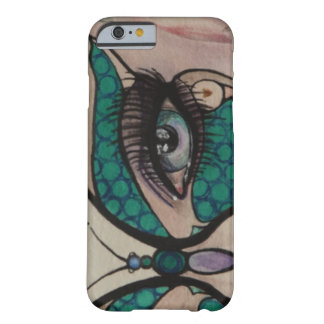 Eye of the Masked She/girl Barely There iPhone 6 Case