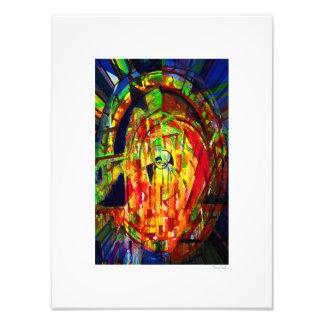"Eye of the Storm 12""x16"" Art Photo"