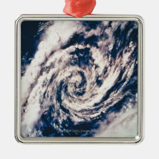 Eye of the Storm Christmas Ornament