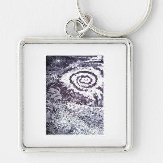 Eye of the Storm Key Ring