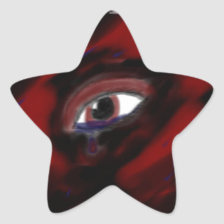 Eye Of The Storm Sticker
