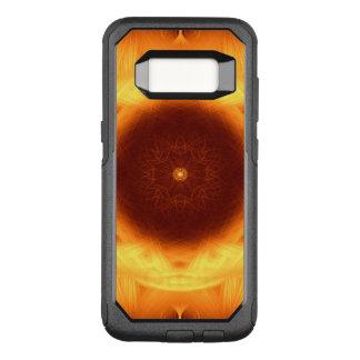 Eye of the Sun Mandala OtterBox Commuter Samsung Galaxy S8 Case