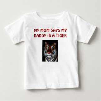 EYE OF THE TIGER BABY T-Shirt