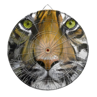 Eye of the Tiger.jpg Dartboard