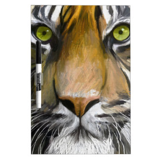 Eye of the Tiger.jpg Dry Erase Board