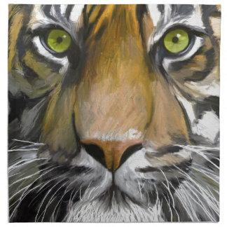 Eye of the Tiger.jpg Napkin