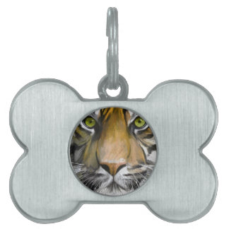 Eye of the Tiger.jpg Pet Name Tag