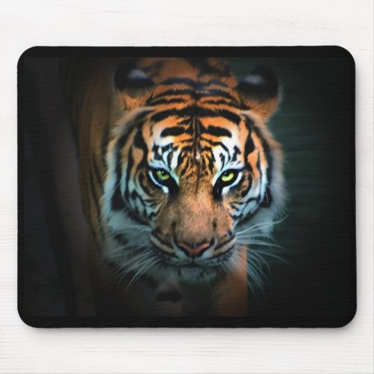 Eye of the Tiger Mouse Mat