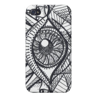 Eye Of Vision Covers For iPhone 4