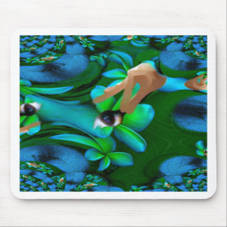 Eye Picked the Flowers Product Mousepad