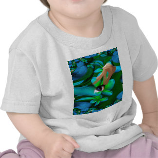 Eye Picked the Flowers Product Tshirt