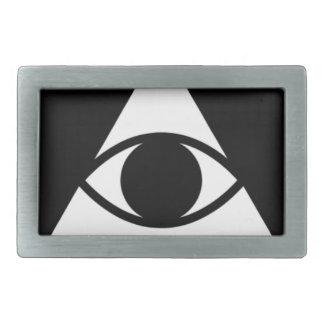 Eye Products Rectangular Belt Buckle