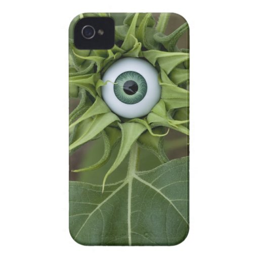 Eye-ris Plant Case-Mate iPhone 4 Case