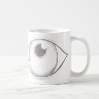 """Eye see you"" Ceramic Mug"
