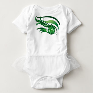 "EYE SEE YOU ""MAY EMERALD"" BABY BODYSUIT"
