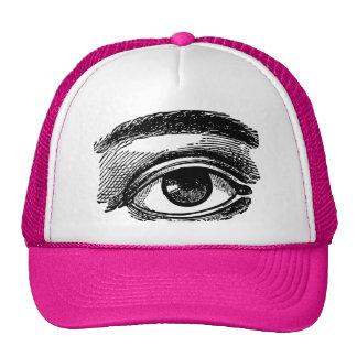 Eye Sees All - Vintage Illustration Cap