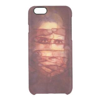 Eye Shadow Clear iPhone 6/6S Case