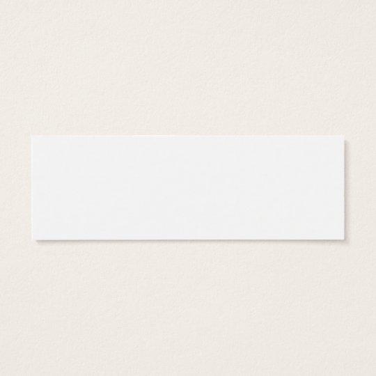 Eye Shadow Nail Polish Palete Make Up Artist Mini Business Card