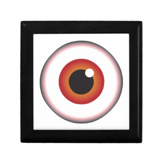 Eye Small Square Gift Box