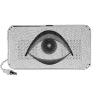 eye mp3 speaker