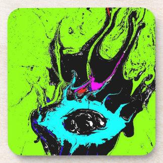 Eye Spy 2 Beverage Coaster