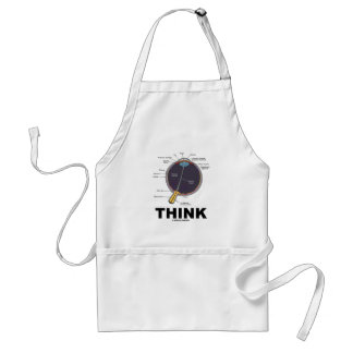 (Eye) Think (Anatomical Humor) Standard Apron