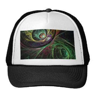 Eye to Eye Abstract Art Hat