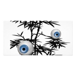 Eye Tree Personalized Photo Card