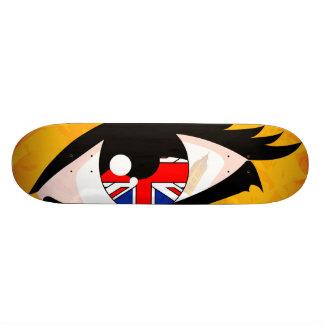 Eye, United Kingdom 21.6 Cm Skateboard Deck