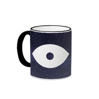 Eye Whites Minimal Ringer Mug