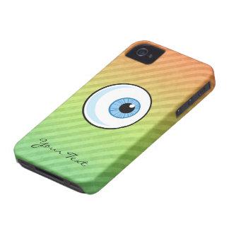 Eyeball design iPhone 4 cover