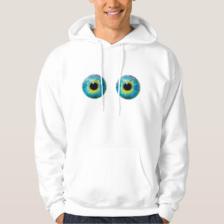 Eyeball Eye I Hoodie (Adult XL)