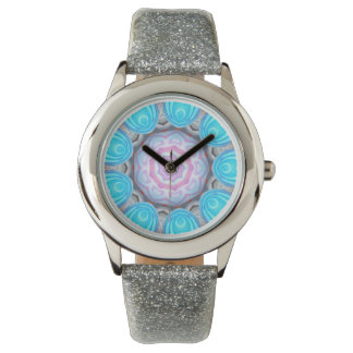 Eyeball Fractal Watch