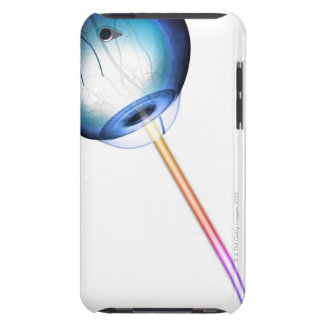 Eyeball Line of Vision Case-Mate iPod Touch Case