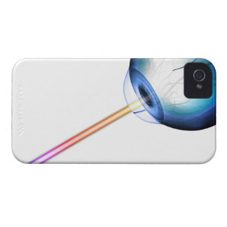Eyeball Line of Vision iPhone 4 Covers