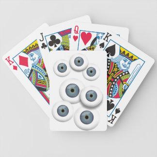 Eyeball Playing cards