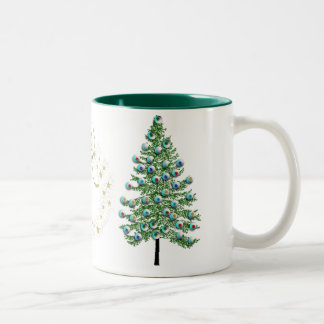 Eyeball Tree Coffee Mug