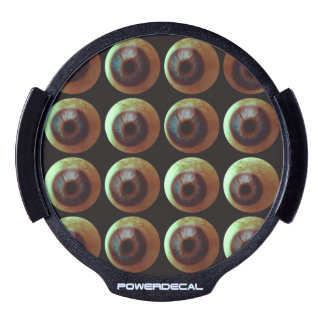 Eyeballs Led Window Car Decal LED Car Decal